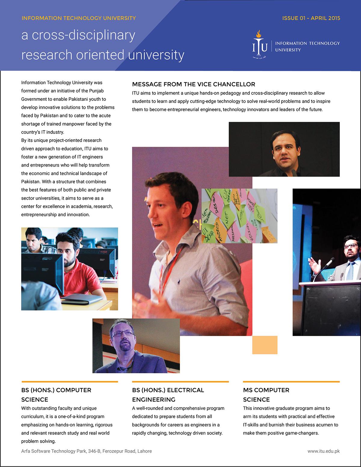 ITU Issue 01 - April 2015
